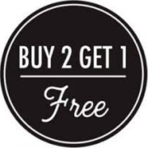 Buy 2 Get 1 Free All Listings Included!